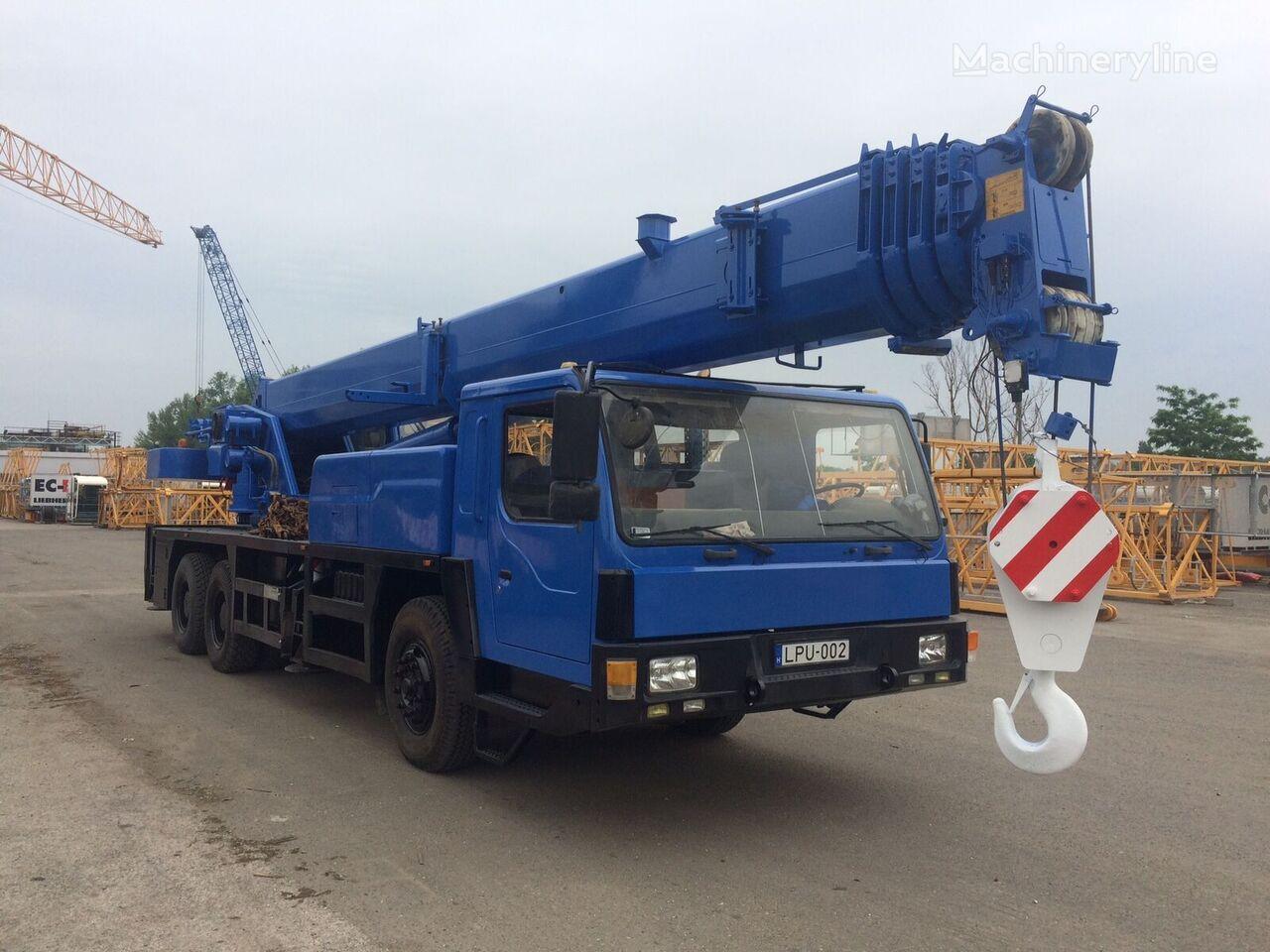 XCMG QY25K5 mobile crane