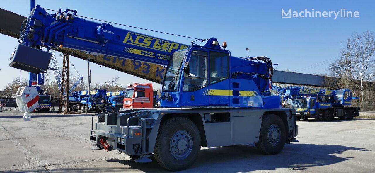 DEMAG AC 25 mobile crane