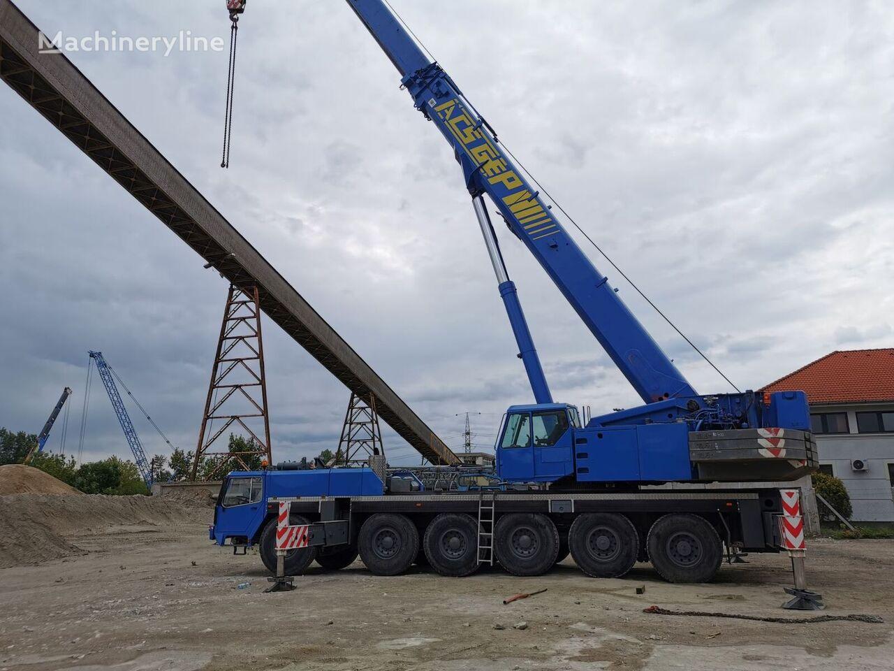LIEBHERR LTM-1160/1 mobile crane