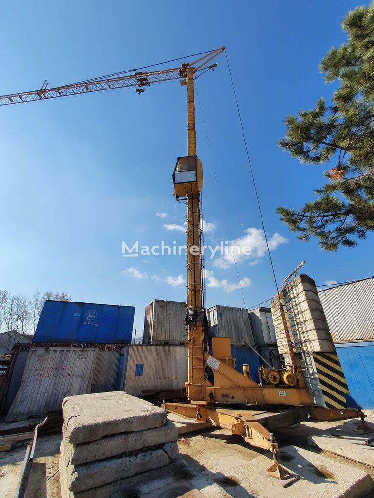 LIEBHERR 28K tower crane